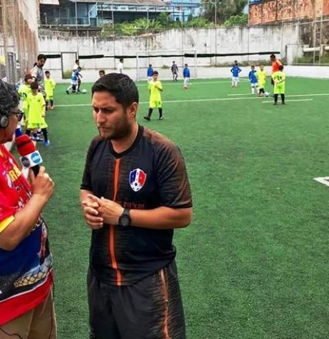 Escolinha de Futsal Amazonas, realiza torneio da Liga dos Campeões | Portal Obidense