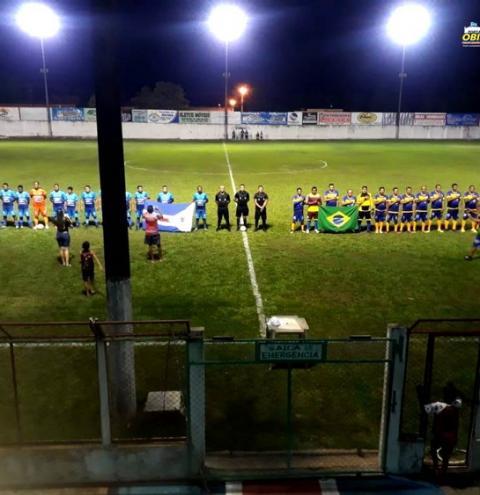 Curumú e Paysandu fazem a final da Copa Máster em Óbidos   Portal Obidense