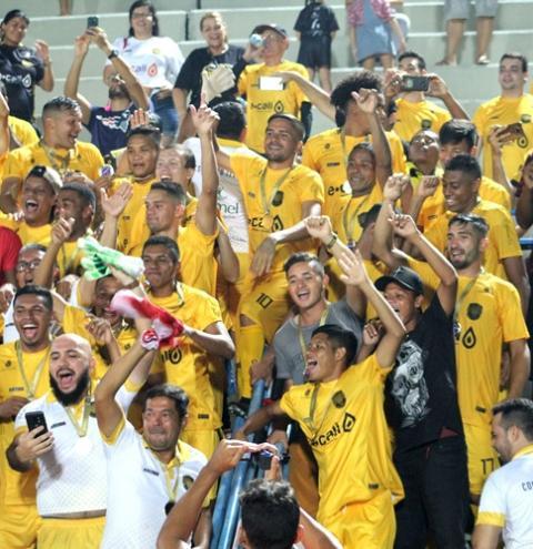 Amazonas FC começa sua história de campeão vencendo o São Raimundo na Colina | Portal Obidense