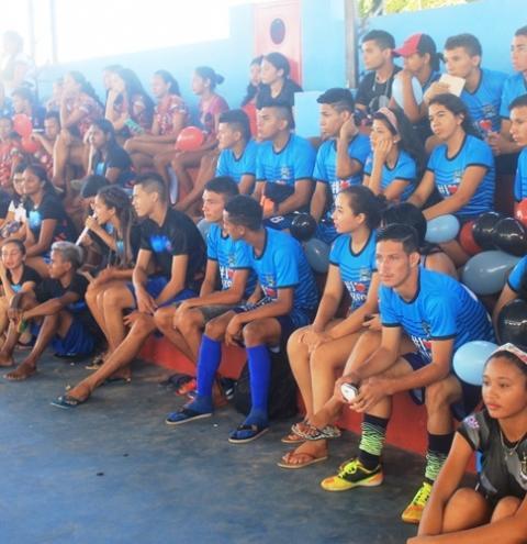 Alunos da escola São José, participam de jogos intercalasse | Portal Obidense