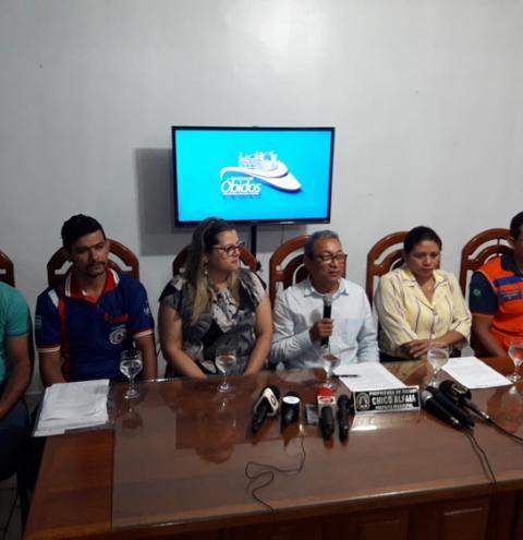 Decreto do prefeito de Óbidos prorroga ações de combate ao Covide-19 até 15 de abril | Portal Obidense