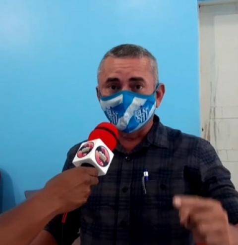Vereador Valdo Amorim, pede a formação de mais uma barreira sanitária no município de Óbidos