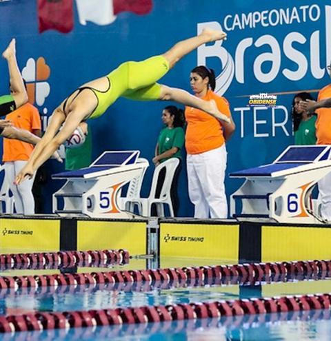 CPB abre inscrições para cursos de árbitros de atletismo e natação das regiões Norte ǀ Portal Obidense