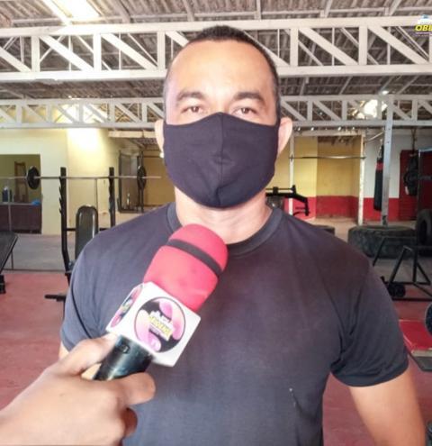 Volta das atividades físicas nas academias de musculação, em Óbidos   Portal Obidense