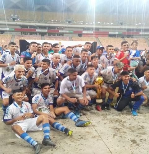 Time sub-17 do São Raimundo entra em campo nesta quarta-feira (25) pela Copa do Brasil   Portal Obidense