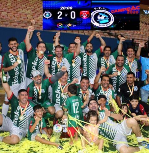 Panela FC levanta a taça de campeão da La Liga na Arena da Amazônia   Portal Obidense