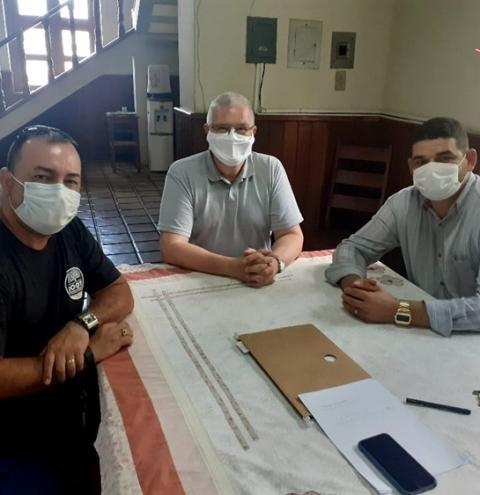 Igrejas se unem para combater o CoronaVirus em Óbidos   Portal Obidense