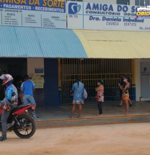 SEMDES realiza ação de acolhimento para beneficiários do programa Bolsa Família em Óbidos | Portal Obidense