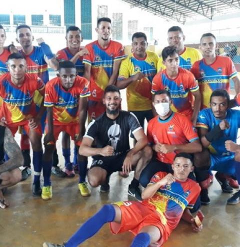 Oriximiná é campeã da I Copa Vicente Filizola Neto de futsal | Portal Obidense