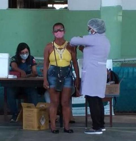 Imunização atenderá pessoas nascidas em 1990 a 1994   Portal Obidense