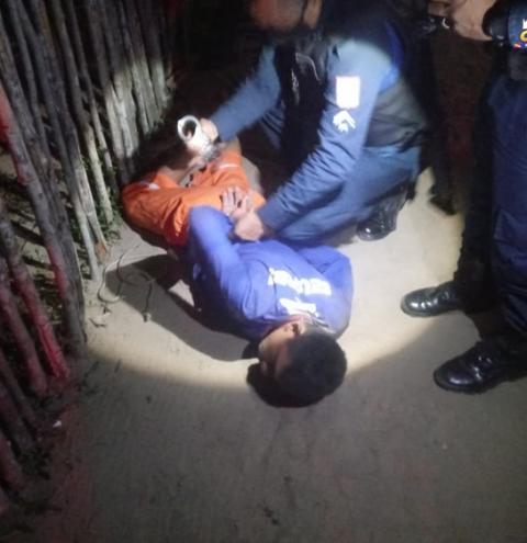 Em Óbidos homem é amarrado pela população após tentar agredir a esposa   Portal Obidense